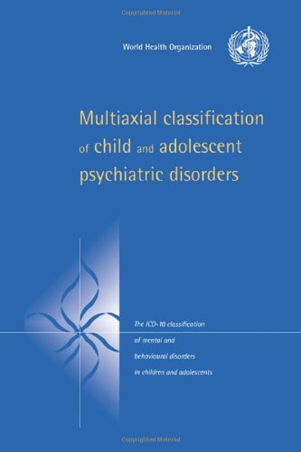 Multiaxial Classification of Child and Adolescent Psychiatric: World Health Organisation