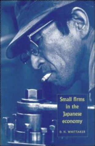 9780521581523: Small Firms in the Japanese Economy