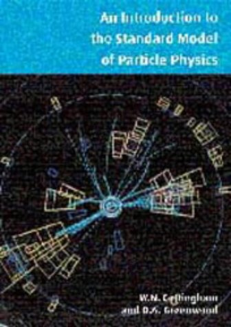 9780521581912: An Introduction to the Standard Model of Particle Physics