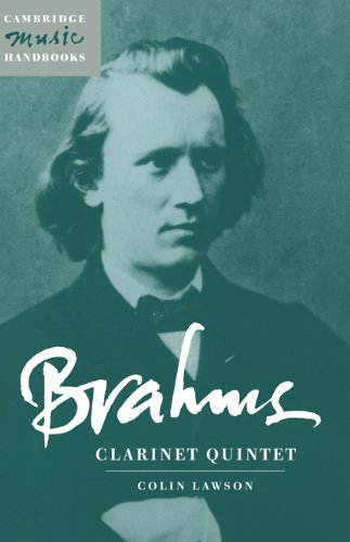 9780521581936: Brahms: Clarinet Quintet (Cambridge Music Handbooks)