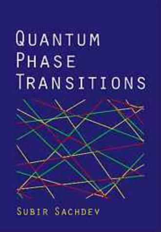 9780521582544: Quantum Phase Transitions