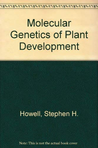 9780521582551: Molecular Genetics of Plant Development