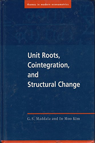 9780521582575: Unit Roots, Cointegration, and Structural Change (Themes in Modern Econometrics)