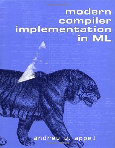 9780521582742: Modern Compiler Implementation in ML