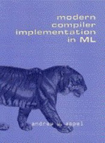 9780521582759: Modern Compiler Implementation in ML: Basic Techniques