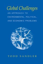 9780521583077: Global Challenges: An Approach to Environmental, Political, and Economic Problems