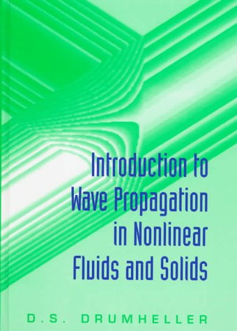 9780521583138: Introduction to Wave Propagation in Nonlinear Fluids and Solids