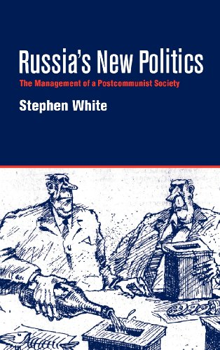 9780521583190: Russia's New Politics: The Management of a Postcommunist Society (Cambridge Soviet Paperbacks)