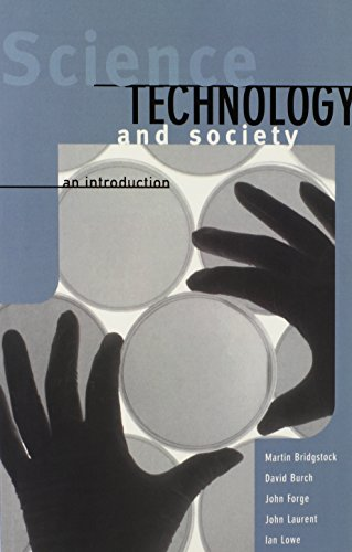 9780521583206: Science, Technology and Society: An Introduction