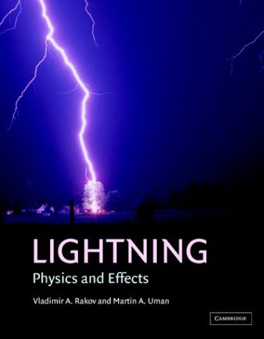 9780521583275: Lightning: Physics and Effects