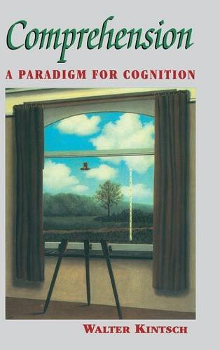 9780521583602: Comprehension: A Paradigm for Cognition