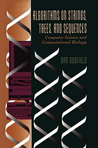 9780521585194: Algorithms on Strings, Trees and Sequences