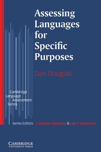 9780521585439: Assessing Languages for Specific Purposes (Cambridge Language Assessment)