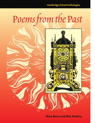 9780521585651: Poems from the Past