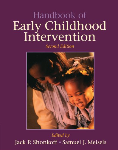 9780521585736: Handbook of Early Childhood Intervention