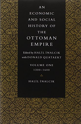 9780521585804: An Economic and Social History of the Ottoman Empire, 1300-1914 2 Volume Paperback Set: Vol. 1 (Economic & Social History of the Ottoman Empire)