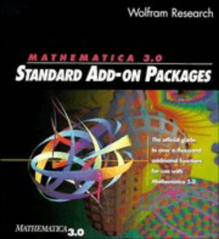 9780521585859: Mathematica ® 3.0 Standard Add-on Packages