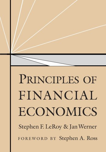 9780521586054: Principles of Financial Economics Paperback