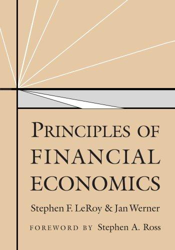 9780521586054: Principles of Financial Economics