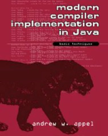 9780521586542: Modern Compiler Implementation in Java: Basic Techniques