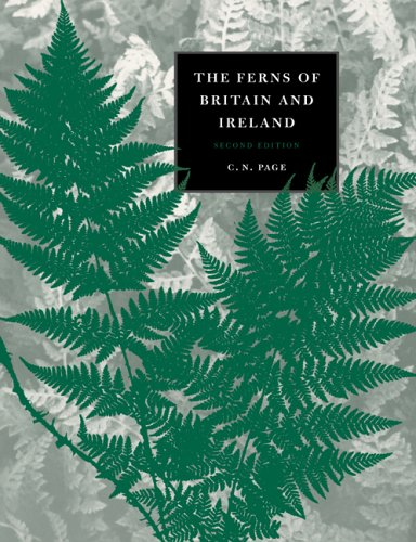 9780521586580: The Ferns of Britain and Ireland: Second Edition
