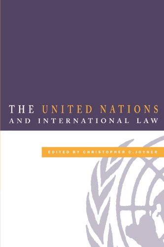 9780521586597: The United Nations and International Law