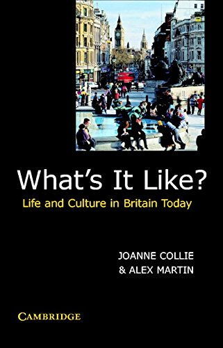 What's It Like? Audio Cassette (0521586607) by Collie, Joanne; Martin, Alex