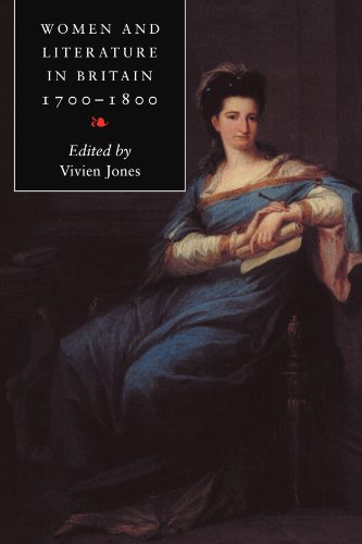 9780521586801: Women and Literature in Britain, 1700-1800