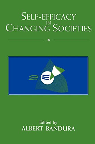 9780521586962: Self-Efficacy in Changing Societies