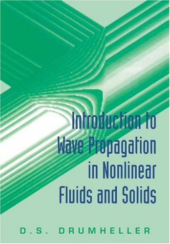 9780521587464: Introduction to Wave Propagation in Nonlinear Fluids and Solids