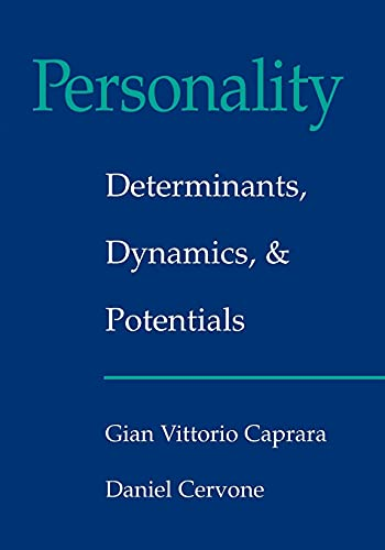 9780521587488: Personality: Determinants, Dynamics, and Potentials
