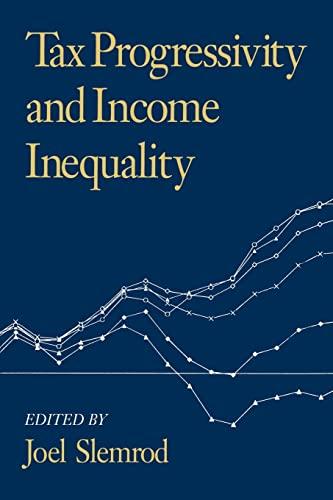 9780521587761: Tax Progressivity and Income Inequality