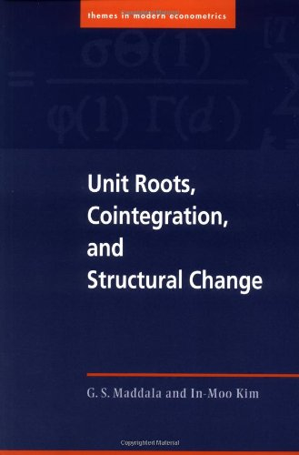 9780521587822: Unit Roots, Cointegration, and Structural Change Paperback (Themes in Modern Econometrics)