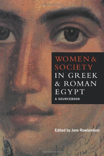 9780521588157: Women and Society in Greek and Roman Egypt: A Sourcebook