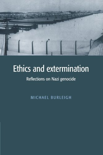 9780521588164: Ethics and Extermination: Reflections on Nazi Genocide