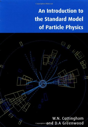 9780521588324: An Introduction to the Standard Model of Particle Physics