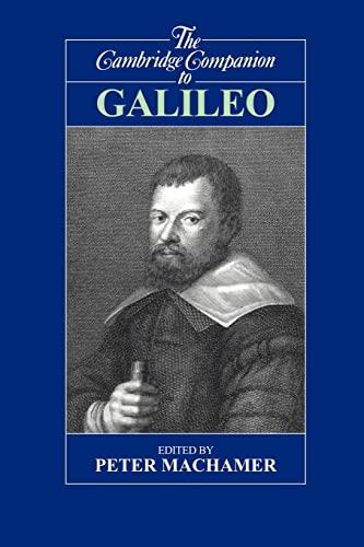 9780521588416: The Cambridge Companion to Galileo (Cambridge Companions to Philosophy)