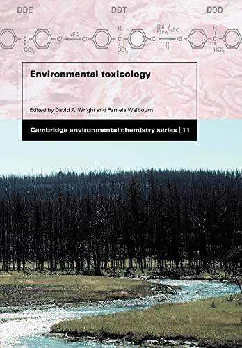 9780521588607: Environmental Toxicology (Cambridge Environmental Chemistry Series)