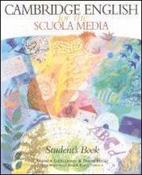 9780521588997: Cambridge English for the Scuola Media Student's book (Cambridge English for Schools)