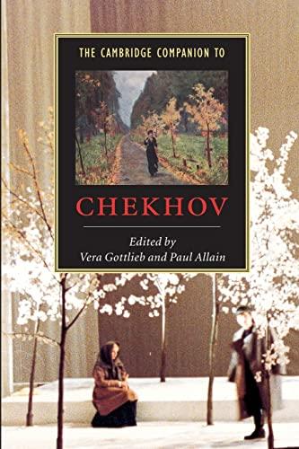 9780521589178: The Cambridge Companion to Chekhov (Cambridge Companions to Literature)