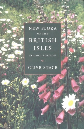 New Flora of the British Isles - Stace, C.A.