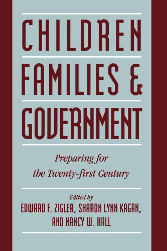 9780521589406: Children, Families, and Government: Preparing for the Twenty-First Century