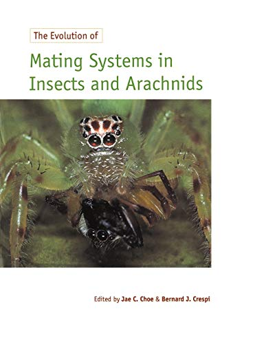 9780521589765: The Evolution of Mating Systems in Insects and Arachnids