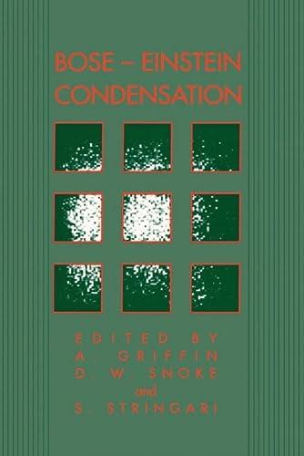 9780521589901: Bose-Einstein Condensation