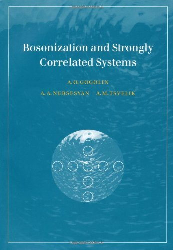 9780521590310: Bosonization and Strongly Correlated Systems
