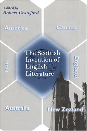 9780521590389: The Scottish Invention of English Literature