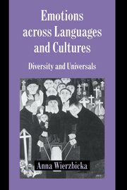 9780521590426: Emotions across Languages and Cultures: Diversity and Universals (Studies in Emotion and Social Interaction)