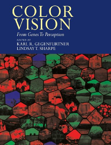 9780521590532: Color Vision Hardback: From Genes to Perception