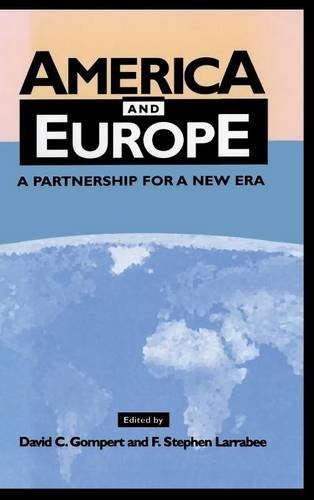 9780521591072: America and Europe: A Partnership for a New Era