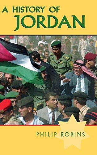 9780521591171: A History of Jordan